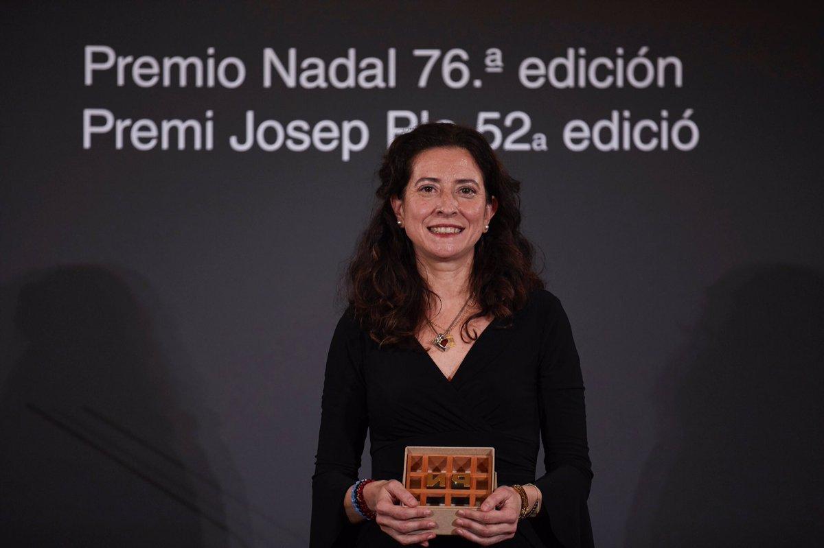 Ana Merino, Premio Nadal 2020 con 'El mapa de los afectos'