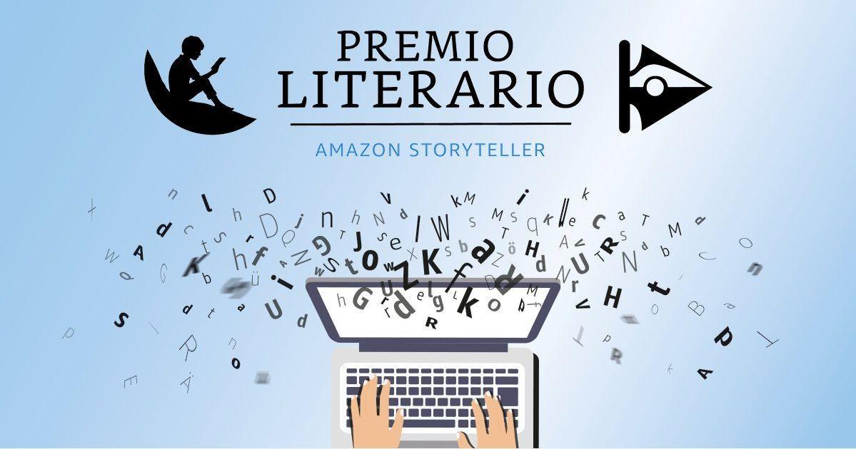 Convocado el Premio Literario Amazon Storyteller en español, dotado con un premio de 5.000 euros
