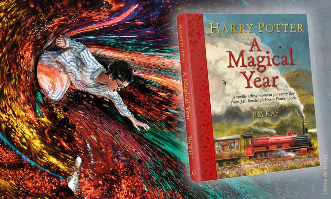 Un nuevo libro ilustrado de Harry Potter insuflará nueva vida al mundo mágico de Hogwarts
