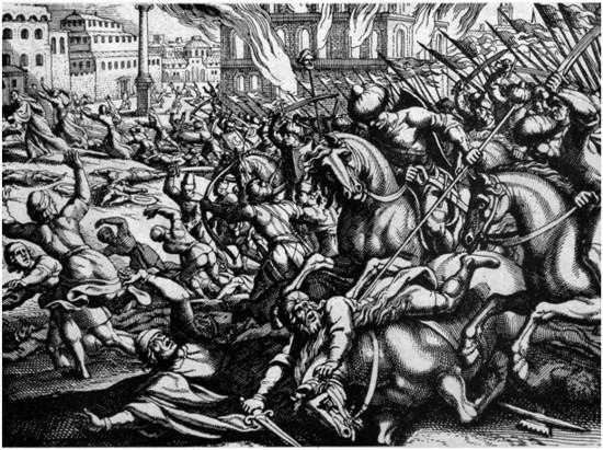 Toma de Constantinopla 1453