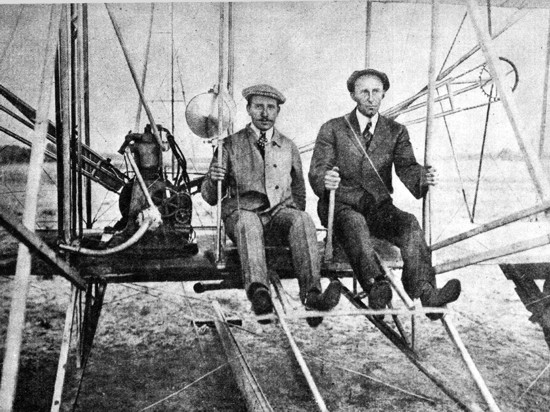 Wright brothers autobiography