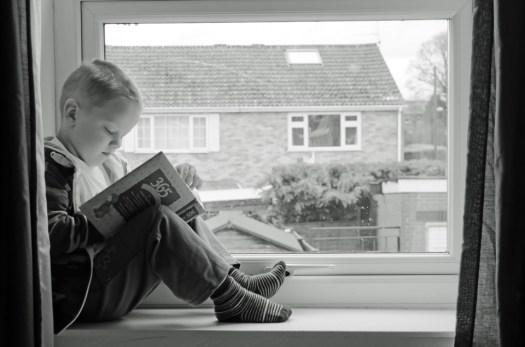 Libros para aprender a leer. Bienvenidos