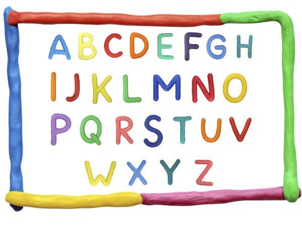 ¿En qué orden deben aprenderse las letras?