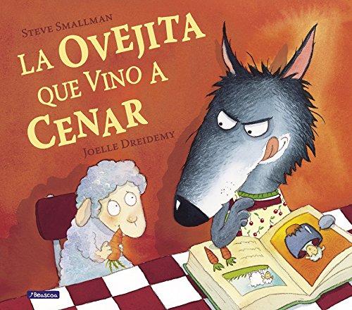 Los mejores libros para aprender a leer. La ovejita que vino a cenar