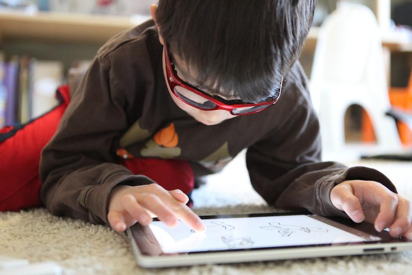 Tablets y aprender a leer