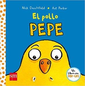 Cuentos para bebés - El pollo Pepe
