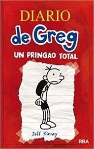 Diario de Greg. Para mayores de 12