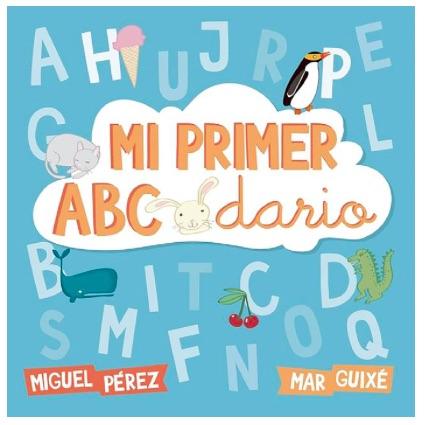 Aprender el abecedario - Libro ilustrado
