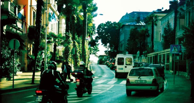 opatija promet