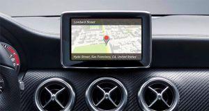 Mercedes Google