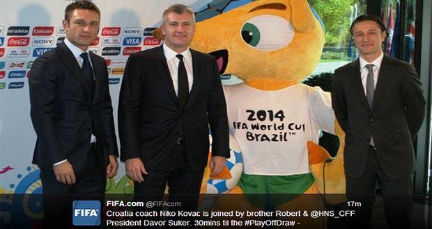 Fifa play off Hrvatska