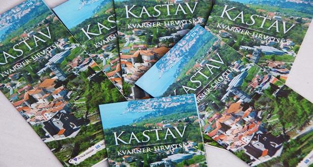 Nova, inovativna turistička karta Kastva