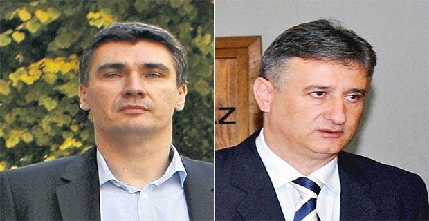 milanović i karamarko