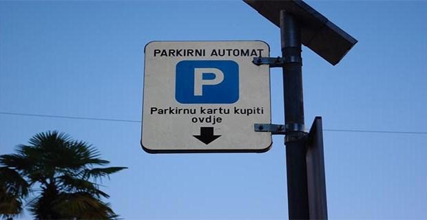 Parking Opatija