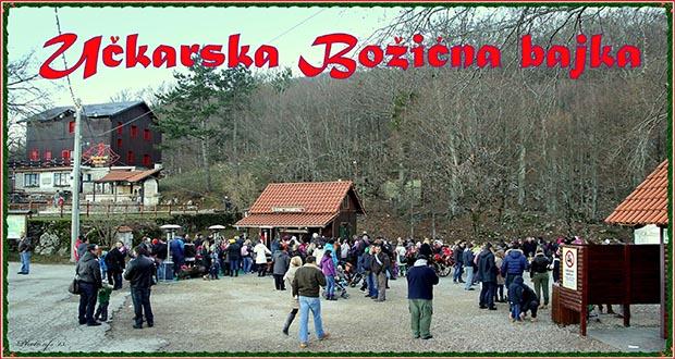 Božićna bajka Učka 2013