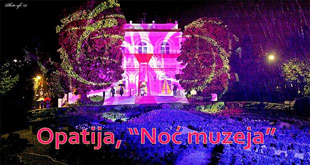 Noć muzeja 2014 Opatija