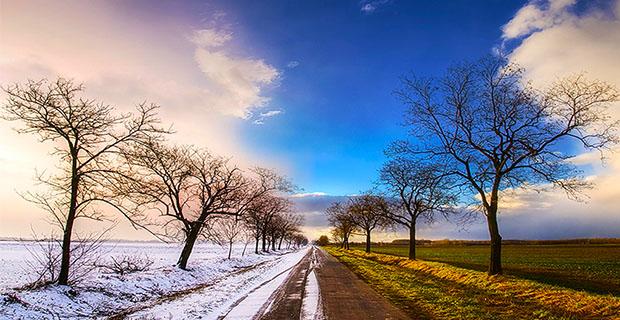 proljeće zima