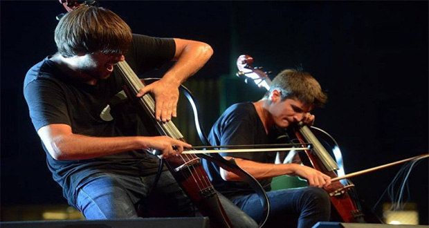 2 cellos u opatiji
