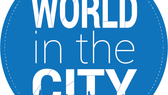 world in the city