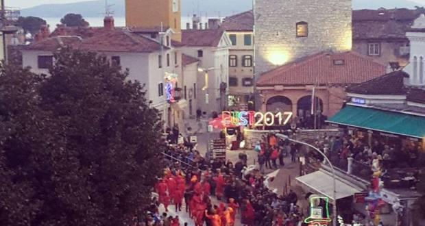 lovran karneval