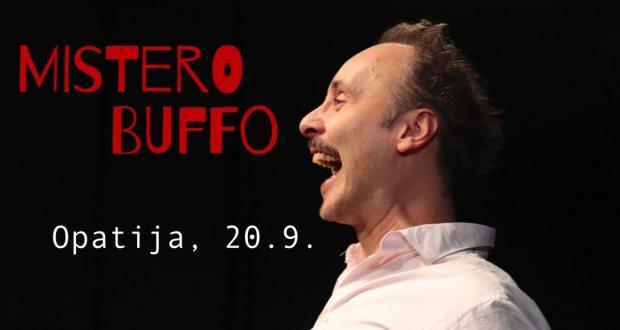Mistero Buffo vraća Dražena Šivaka u Opatiju