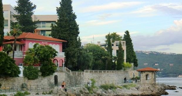 Obnovljena Villa Žuži na Lipovici