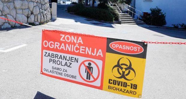 Novih šest slučajeva zaraze koronavirusom u PGŽ