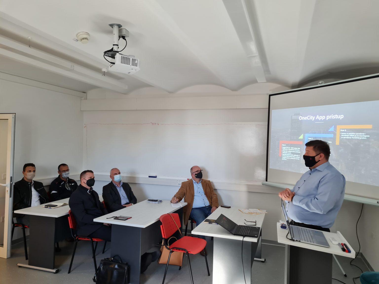 (FOTO) Kako je bilo na prezentaciji u Centru za inovacije u turizmu?