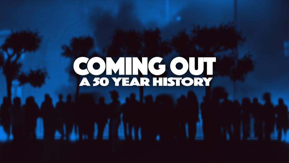 """Προβολή ντοκιμαντέρ """"Coming Out: A 50 Year History"""" σε σκηνοθεσία Phil Siegel"""