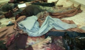 Another Mass Killing Of Bound Victims In Benghazi