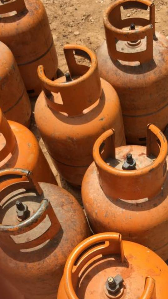 Armed Security For Tripolis Cooking Gas Cylinder Depots