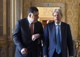 Serraj Denies Inviting Italian Warships Into Libyan Waters