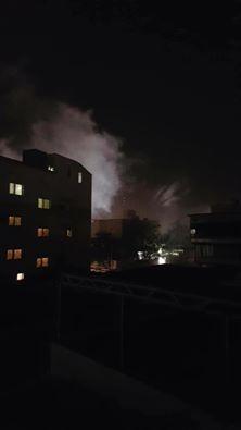 تفجير منزل عضو المؤتمر الوطني السابق جمعة السائح