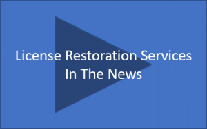 Play License restoration video news