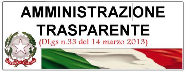 banner amministrazione trasparente