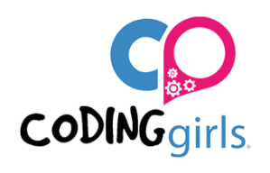 Coding girl