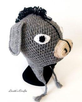gorro lana alpaca burrito