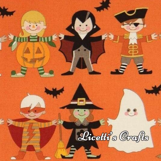 tejido disfraces halloween niños