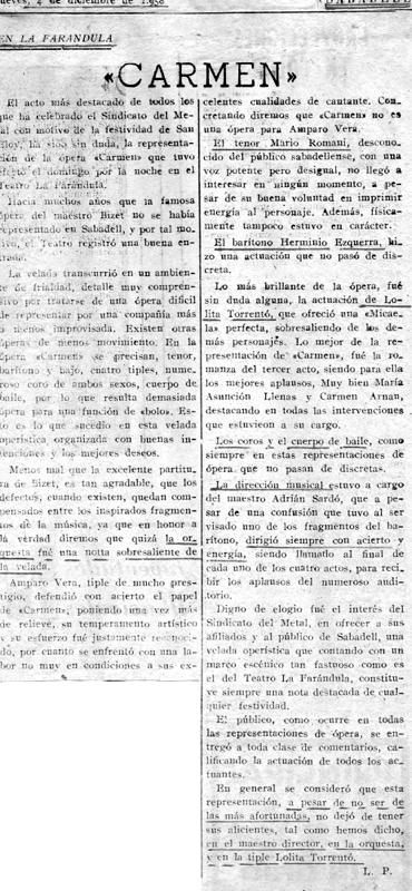 1958-12-04-La Farandula de Sabadell-Carmen-