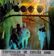 1968-08-Festivales de España Barcelona