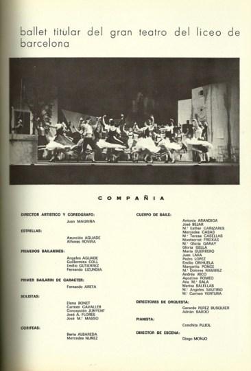 ballet del liceo
