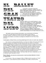 1971 - El Ballet del Gran Teatro del Liceo - revista Monsalvat(1)