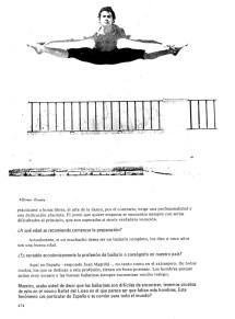1971 - El Ballet del Gran Teatro del Liceo - revista Monsalvat(2)