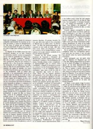 1984 - Semblanza de Magrinyà - revista Monsalvat (2)