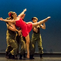"2015-""Carmen""-Companyia de dansa William Castro"