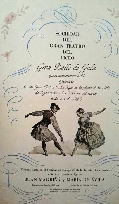 1948-01-06-Gran Baile de Gala
