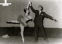 1960-63 - Pilar Sanchez , Joan Magriñá