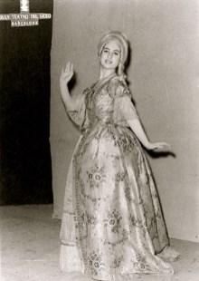 1960-63 - Pilar Sanchez