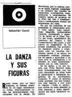 1973 - La Danza y sus Figuras por Sebastián Gasch