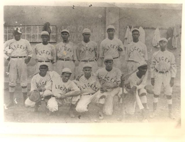 Equipo 1921